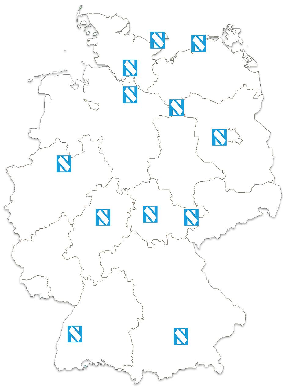 SCHLUMBOHM Bases Germany