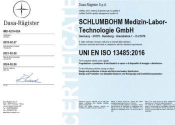 SCHLUMBOHM iso13485-2