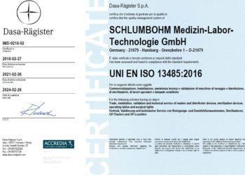SCHLUMBOHM iso13485