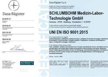 SCHLUMBOHM iso9001