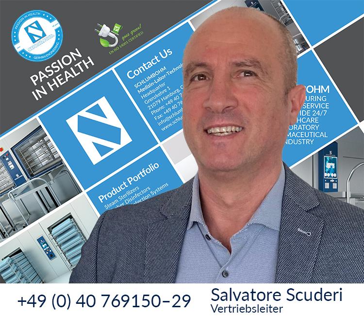SCHLUMBOHM Salvatore Scuderi
